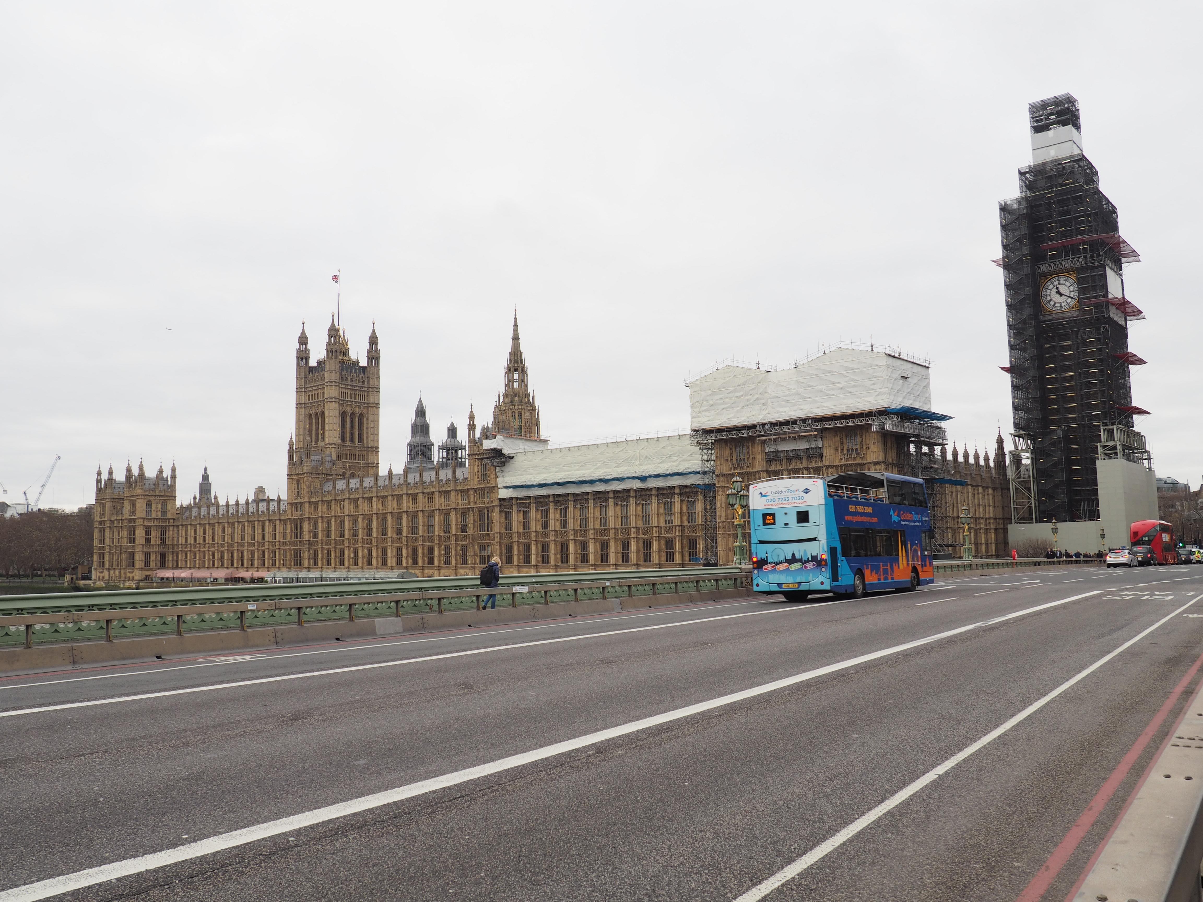 Palazzo del parlamento e Big Ben